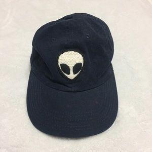 Brandy Melville Alien Patch Baseball/Dad Hat
